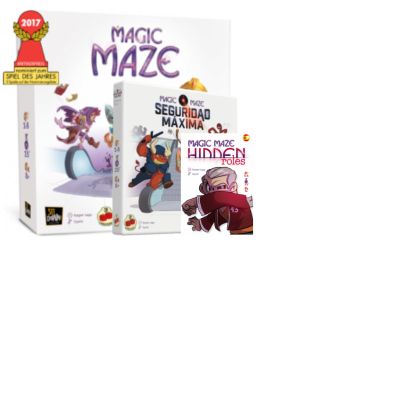 Pack Magic Maze