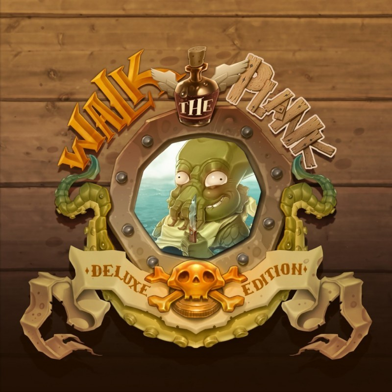 Piratas al agua: Edición Deluxe