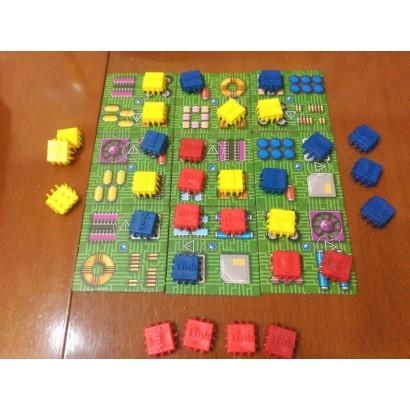 LINK: Un juego de mesa en 8 bits