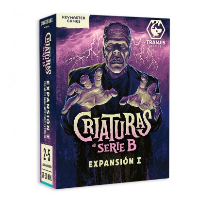 Criaturas de Serie B - Expansión I