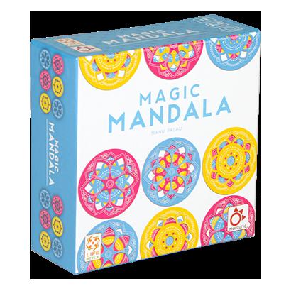 MAGIC MANDALA - ¡YA DISPONIBLE! -