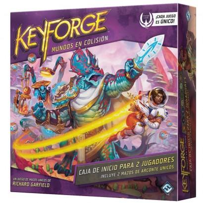 Keyforge: Mundos en Colisión - Caja de Inicio