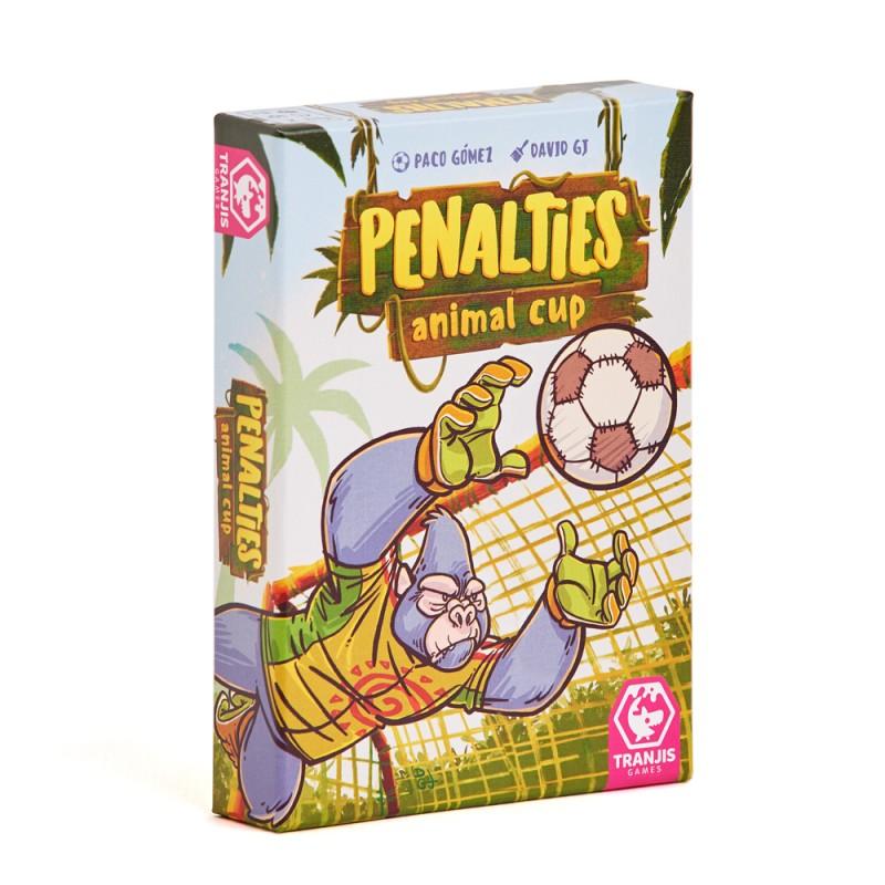Penalties: Animal Cup