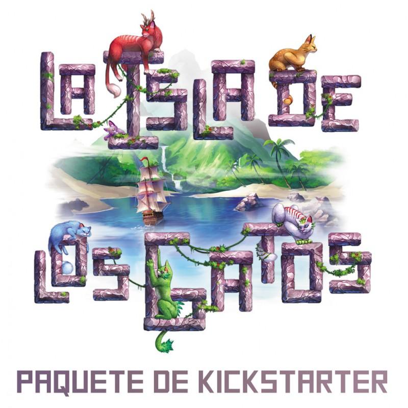 La Isla de los Gatos: Ampliación Kickstarter
