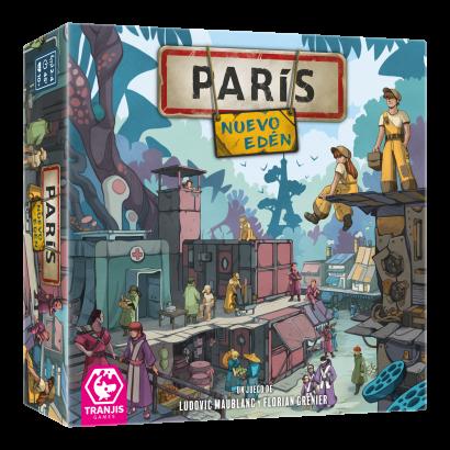 París Nuevo Eden